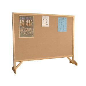 Freestanding Noticeboard Room Divider