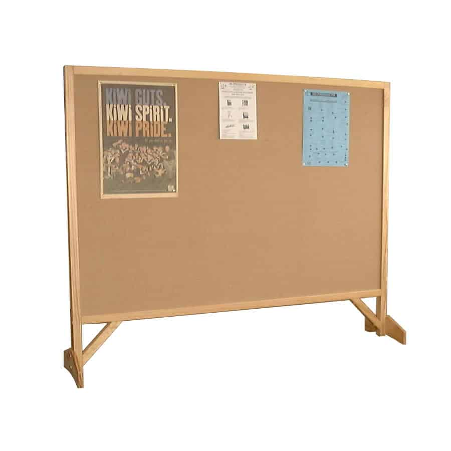 Freestanding Noticeboard Room Divider
