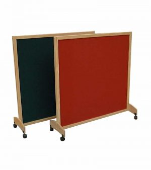 Mobile Noticeboard – Room Divider