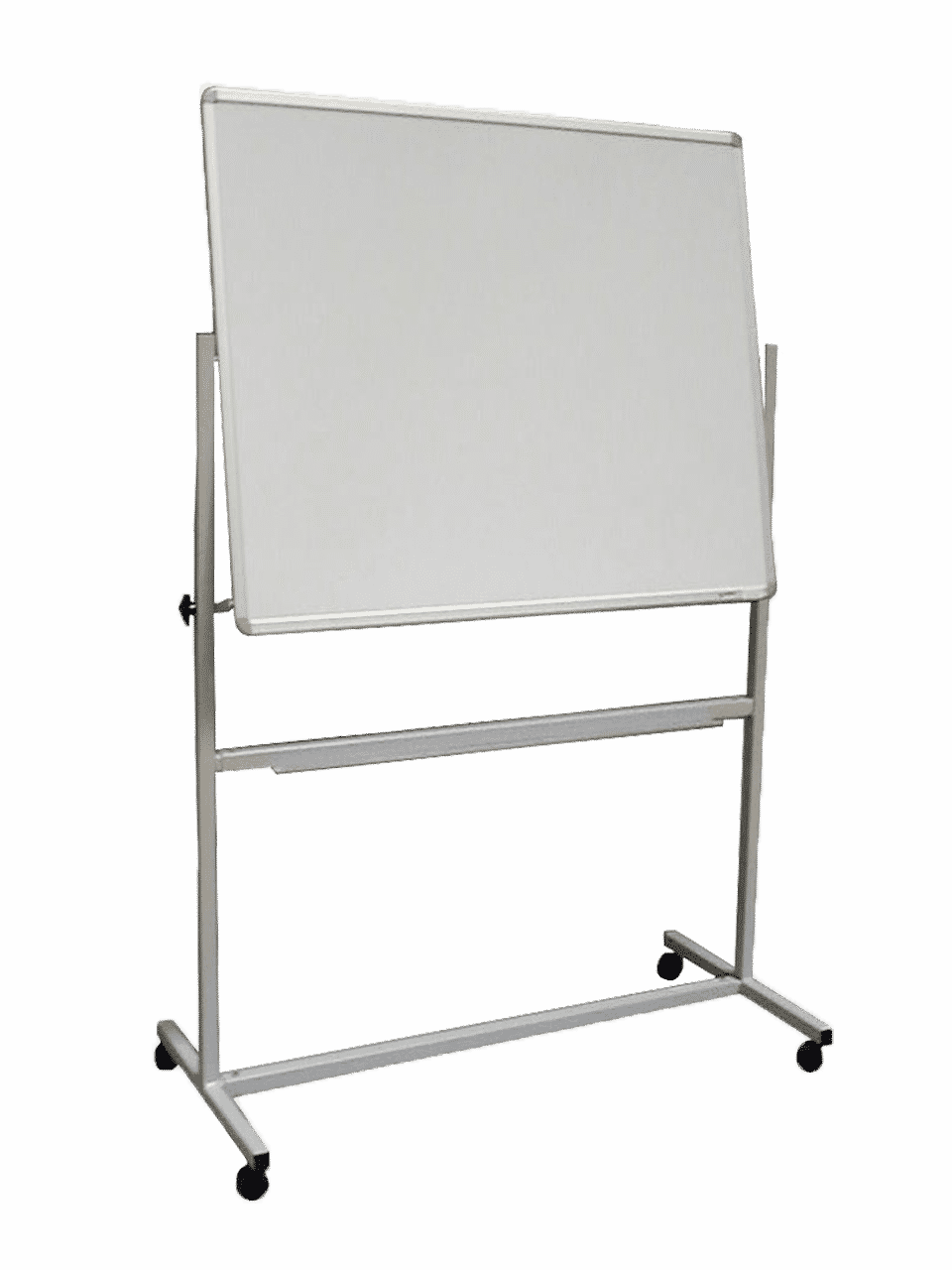Mobile Whiteboard, Pivoting – Double Sided