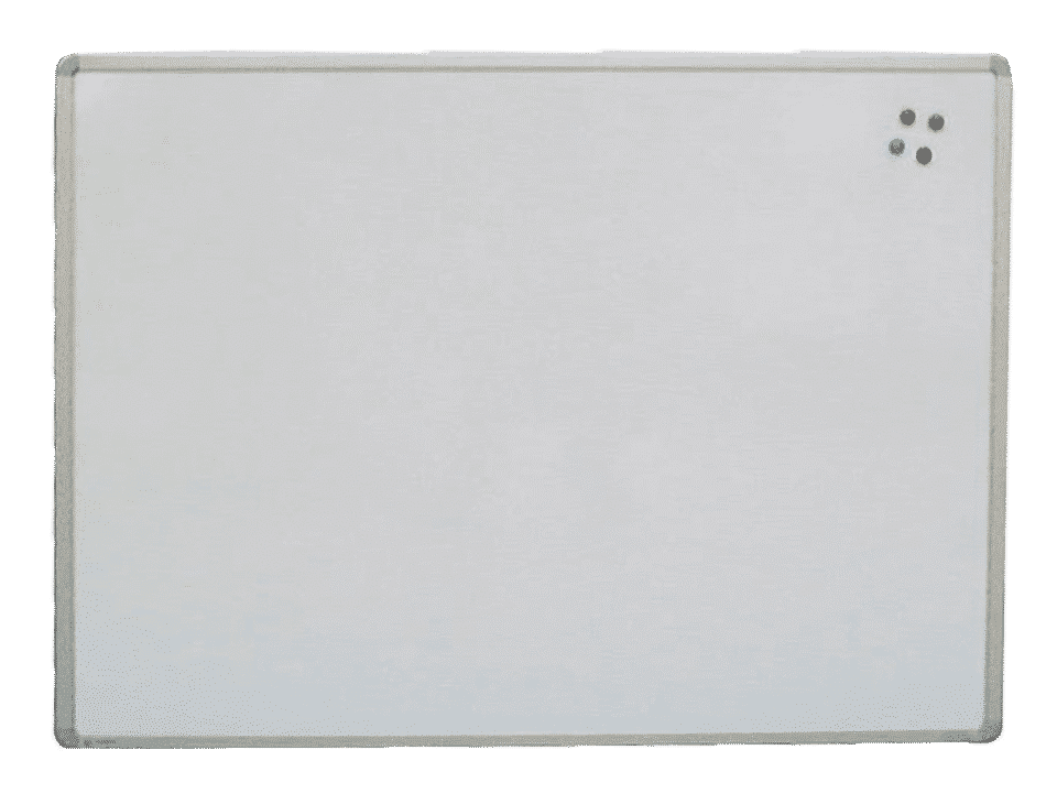 Magnetic Whiteboards Acrylic, Aluminium Frame