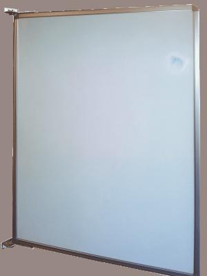 Hinged Whiteboard
