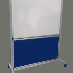 Mobile Whiteboard Room Divider